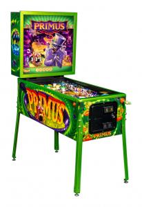 Primus Pinball - Cabinet