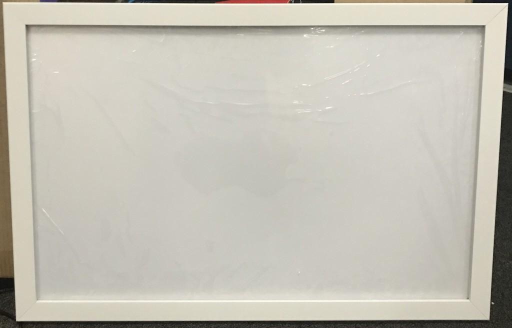white-frame