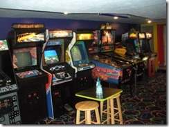 Brent's Gameroom Walk-thru